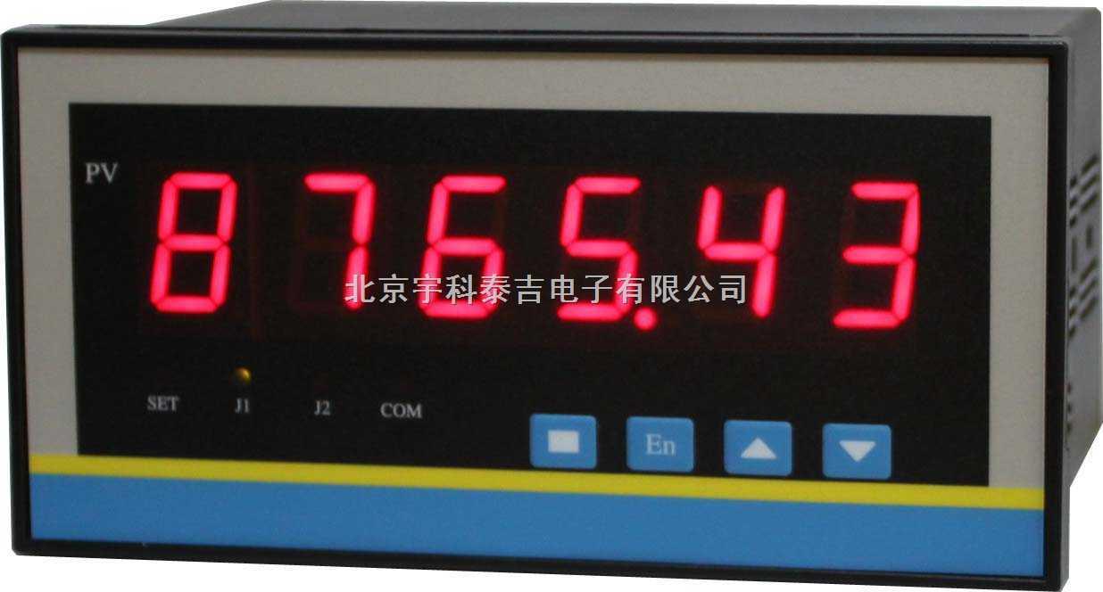 智能交流电压表