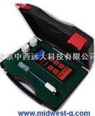便携式高精度酸度计/手持PH计/ORP/℃(可配氧化还原更换电极) 型号:XB89/M204654