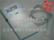 便携式数字测氧仪/便携式溶氧仪/便携式DO仪/便携式溶氧表(用于药厂,测水针剂) 型号:CN61M/