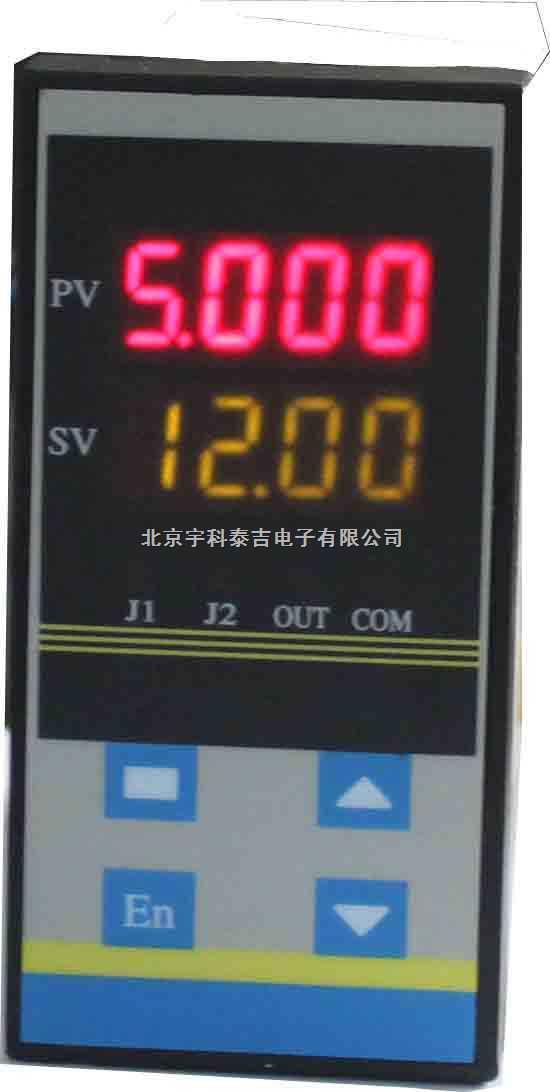 智能双通道直流电压表