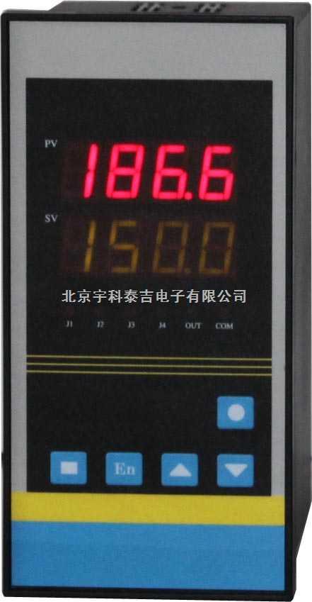 智能双通道温湿度调节仪