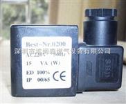 BEST电磁阀BEST-NR.0200线圈电磁切断阀电磁阀开关/压力开关