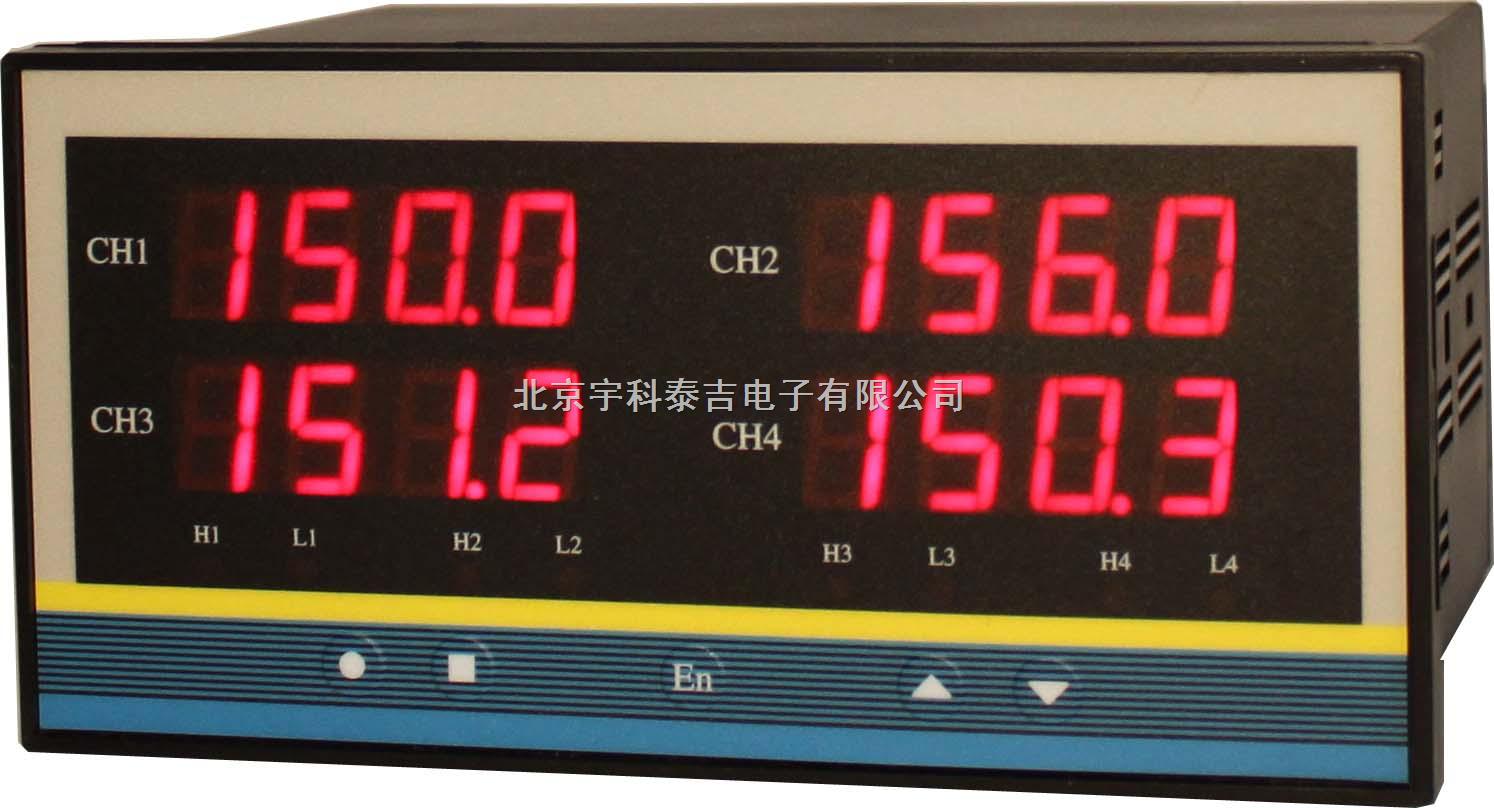 智能温湿度土壤水分时间通讯控制仪