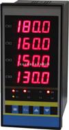 智能四通道温度压力显示调节仪