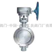 气动蝶阀D671X-16-中国-上海工良阀门厂