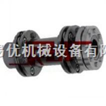 进口外夹紧式单(双)弹性膜片联轴器