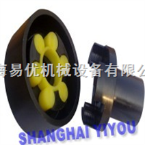 MLL-Ⅰ分体式制动轮型梅花弹性联轴器