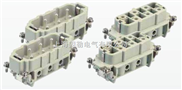 重载连接器公插芯矩形连接器