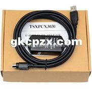 施耐德plc编程电缆TSXPCX3030.TSXPCX1031