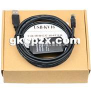KEYENCE编程电缆USB-KV,PC-KV