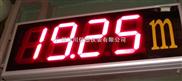 广州大屏显示仪表DP系列大屏显示器