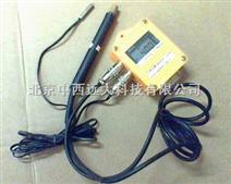 土壤温湿度记录仪/土壤温湿度计(电池供电,测量地上地下,国产)型号: XE51ZDR20(精确