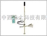 便携式明渠流量计/便携式流速仪 型号:MGG/KL-DCB
