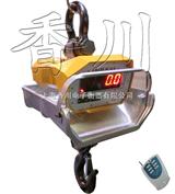 UP3000H冶炼厂15吨耐高温吊秤(20吨电子吊钩秤)直视吊秤厂家