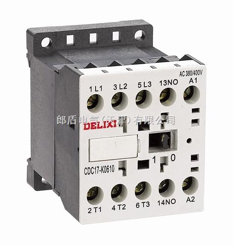 cdc17-k交流接触器