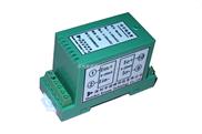 导轨式单路无源直流电流隔离变送器