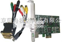 DVI视频卡T220E单路音视频DVI采集卡