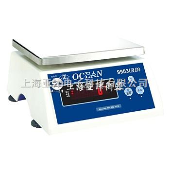 上海JWE(I)-1.5K计重电子案秤电子计重秤