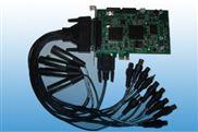 广播级SDI硬盘输入输出采集卡