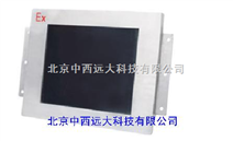 防爆监视器(不锈钢型)15寸厂用 型号:ZN70-YTJ-A2 库号:M355291