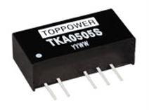 AC/DC电源模块 TKA0505S/0505D
