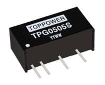 AC-DC电源模块 TPG0505S DC-DC 2W