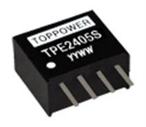 电源模块 TPE2405S/2405D DC-DC 1W