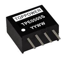 开关电源 TPE0505S/0505D DC-DC 1W