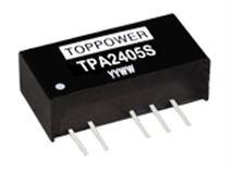 DC/DC模块电源 TPA2405S/2405D DC-DC 1W