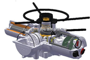 IQM系列频繁动作型智能调节型电动执行器