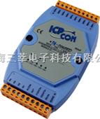ICP DAS I-7065BD 4通道隔离数字量输入,5通道直流固态继电器输出模块