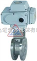 Q971-上海电动对夹球阀,电动超薄球阀