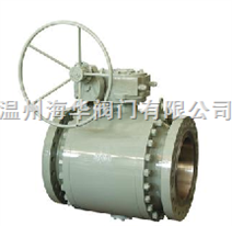 A105锻钢高压球阀-材质WCB锻钢高压球阀-手动锻钢高压球阀