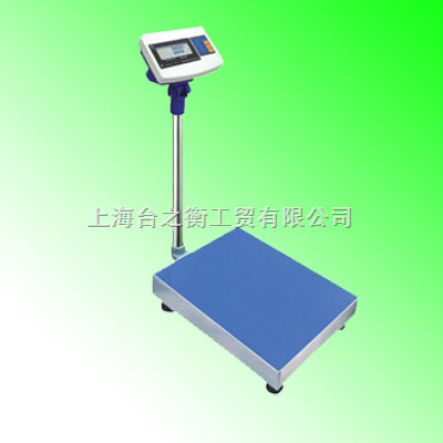 1t打印台秤(1吨带打印台秤)1T电子带打印台秤价格