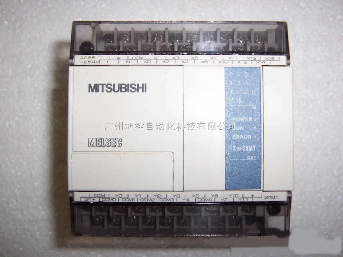 三菱原装全新FX1N-24MT-D