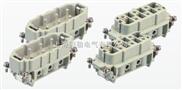 纯进口重载连接器公插芯矩形连接器