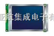 DMF50840 光王OPTREX 5.7寸STN蓝屏 LCD LCM 数控机床系统 绣花机电脑 注塑机电脑 工业液晶显示屏