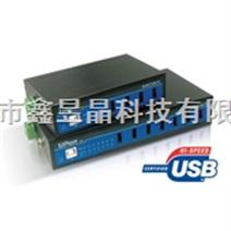 台湾MOXA UPORT407 7口工业级USB HUB