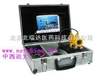 便携式高清水下摄像机 型号:HNHY-CR110-7/CR006库号:M385911