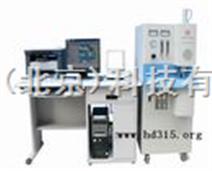 高频红外碳硫分析仪(矿石,标配电脑和千分之平) 型号:NJXH-HW2000