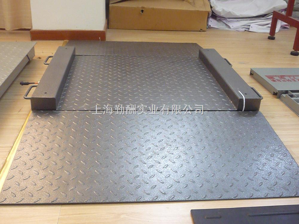 钢板厚6mm磅称,304加厚型超低电子地磅,电子地磅秤工厂