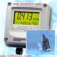 在线式水中臭氧检测仪 型号:BD52-Q45H-64..