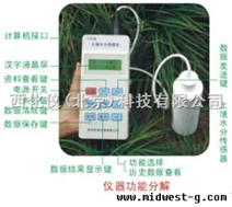 土壤水分测定仪(便携)  型号:41M/TZS-II