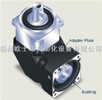 精锐广用APEX减速机APEX伺服行星齿轮减速机三菱伺服电机配套的减速机