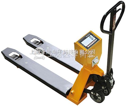 上海电子叉车秤-2吨电子叉车秤生产供应商