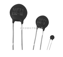 NTC 热敏电阻器