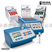 HANNA HI 83224-哈纳仪器专卖/多参数水质分析仪(COD