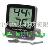 数字温湿度计(zui低/zui高温度和湿度记忆存储) 型号:MN13307 库号:M391939