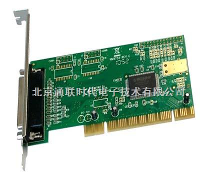 工业级PCI 1口并口通讯卡