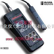 哈纳-防水便携式电导率测定仪  型号:HANNA HI9033
